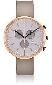 Uniform Wares Men's M42 Chronograph Watch-Rose