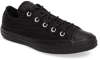 Women's Converse Chuck Taylor All Star Ox Leather Sneaker $79.95 thestylecure.com