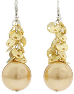 Chan Luu - Pearl Drop Earrings