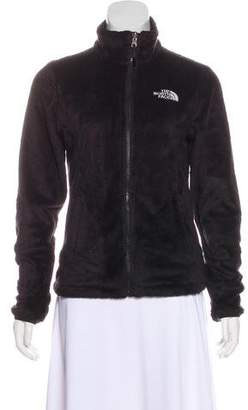 The North Face Fleece Mock-Neck Jacket