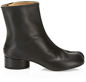 Maison Margiela Women's Tabi Leather Boots