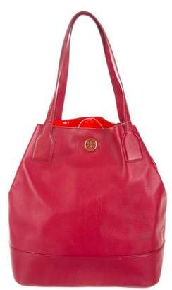 Tory Burch Leather Michelle Tote