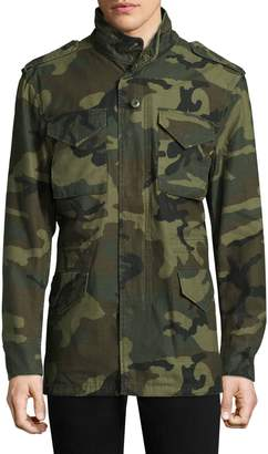 Alpha Industries M65 Defender Camouflage Field Jacket