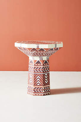 Anthropologie Flagstaff Side Table