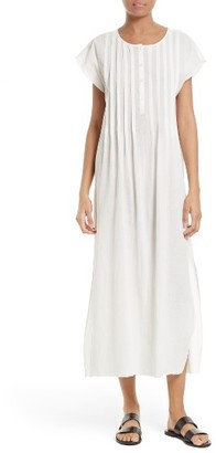 Women's Atm Anthony Thomas Melillo Cotton Gauze Maxi Dress $295 thestylecure.com