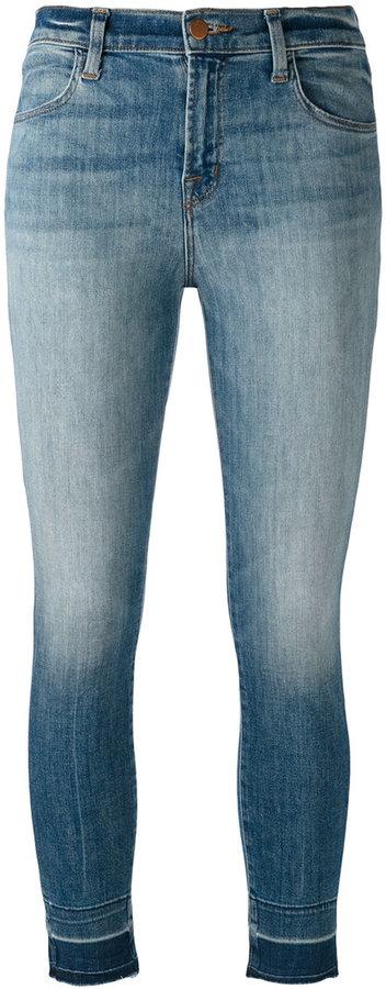 J BrandJ Brand faded skinny jeans