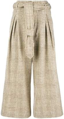 Vivienne Westwood Oxford cropped trousers