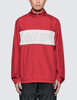 HUF Stadium Half Zip Track Jacket