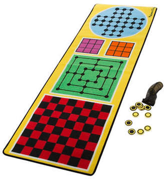 Melissa & Doug Four-in-One Game Rug
