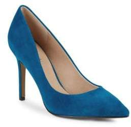 Simone Suede Pumps