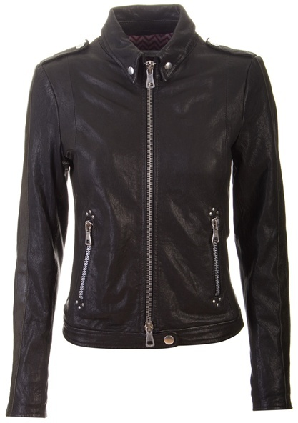 MEATPACKING D. - Leather jacket