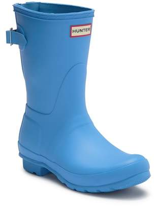 Hunter Short Back Adjustable Rain Boot (Women)