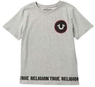 True Religion Logo Tee (Big Boys)