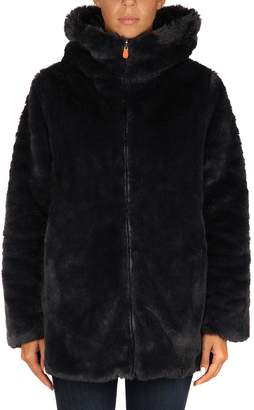 Save The Duck Save the Duck Faux Fur Double Face Jacket