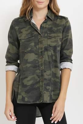 Sneak Peek Camouflage Top
