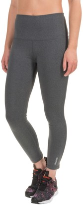 Reebok Quick Capri Leggings - High Rise (For Women) $16.99 thestylecure.com