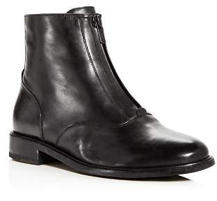 Frye Women's Kelly Waxed Leather Booties