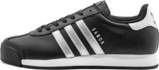 adidas Samoa - Core Black/Silver Metal