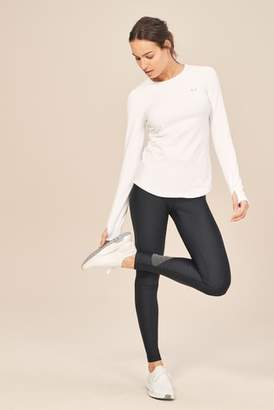 Next Womens Under Armour White Cold Gear Base Layer Crew