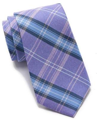 Nautica Cropley Plaid Tie