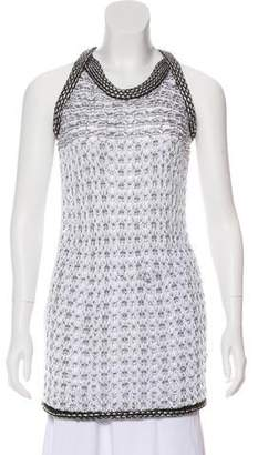 See by Chloe Sleeveless Knit Tunic