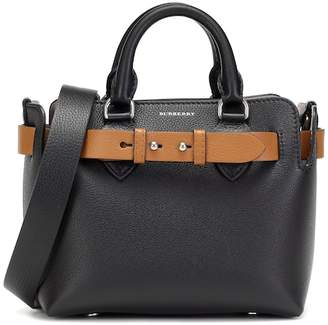 Burberry The Belt Mini leather tote