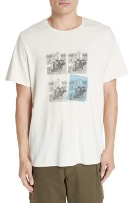 Ovadia & Sons Elvis Graphic T-Shirt