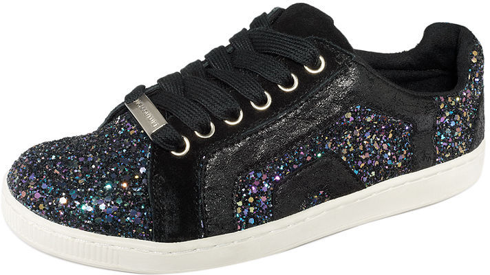 Juicy Couture Shoes, Darien Glitter Sneakers