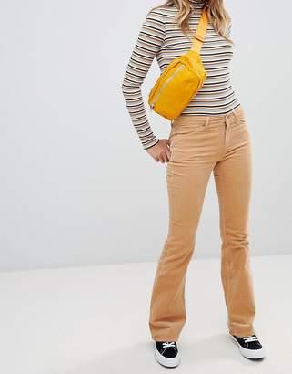 Monki flared cord pants
