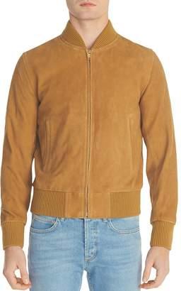Sandro Monaco Leather Jacket