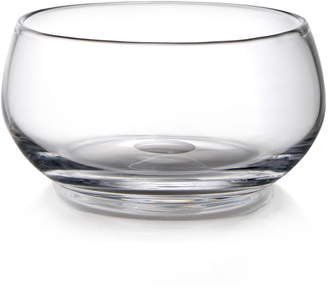 Nambe Moderne Glass Bowl