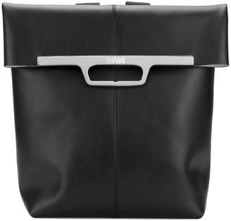 MM6 MAISON MARGIELA foldover top backpack