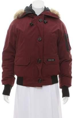 Canada Goose Fur-Trimmed Chilliwack Jacket