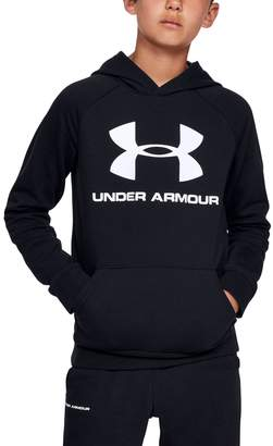 Under Armour Boys 8-20 Rival Logo Hoodie