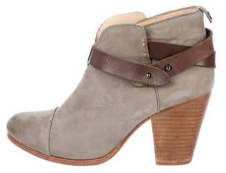 Rag & Bone Harrow Suede Ankle Boots