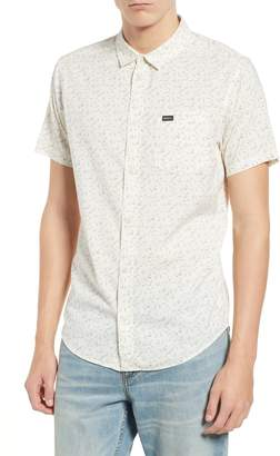 RVCA Pins & Needles Woven Shirt