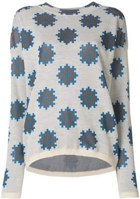 Christian Wijnants patterned sweater