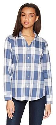 Pendleton Women's Rockaway Cotton Check Shirt