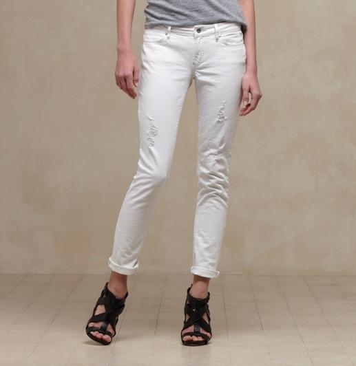 Rolled Cuff Slim Fit Jean