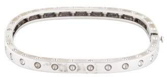 Roberto Coin 18K Pois Mois Bangle