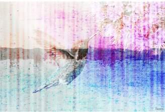 Parvez Taj Humming Bird Art Print on Canvas