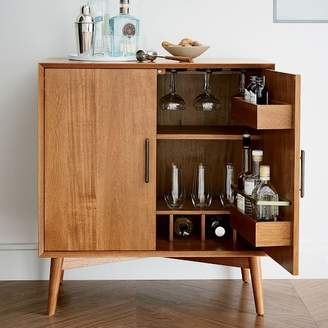 west elm Mid-Century Bar Cabinet - Small