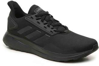 adidas Duramo 9 Lightweight Running Shoe -Grey/White - Men's