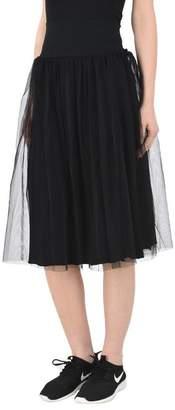 Deha SIDE KNOTTED SKIRT Knee length skirt