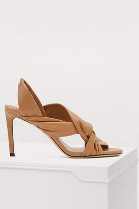 Jimmy Choo Lalia 85 sandals