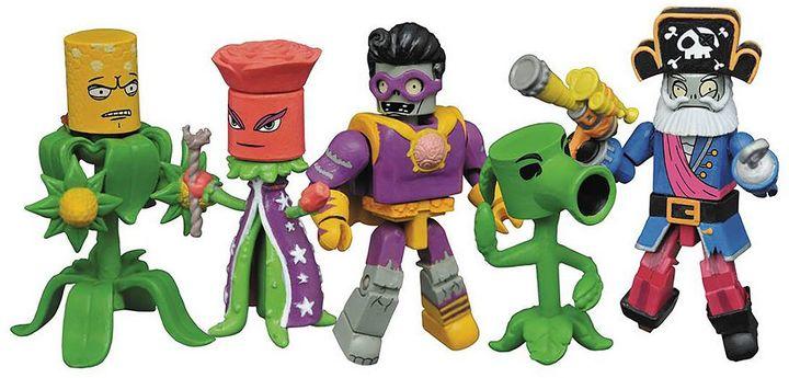 Diamond select toys Plants vs. Zombies: Garden Warfare 2 Minimates Box Set by Diamond Select Toys
