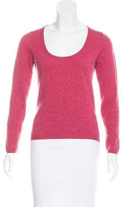 Brunello Cucinelli Cashmere Scoop Neck Top