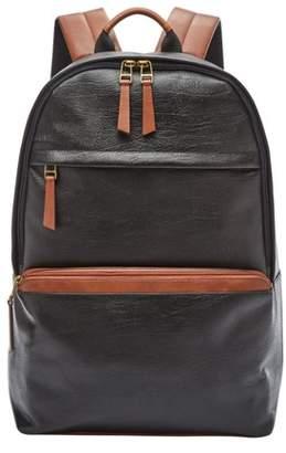 Fossil Evan Backpack Bags Black