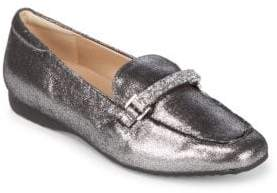 Quigley Leather Bit Loafers