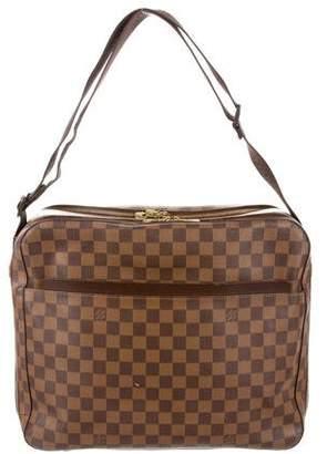 Louis Vuitton Damier Ebene Dorsoduro Messenger Bag